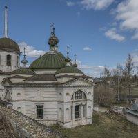 Церковь Рождества Пресвятой Богородицы в Старице. :: Михаил (Skipper A.M.)