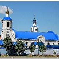 Православный  храм. :: Ivana