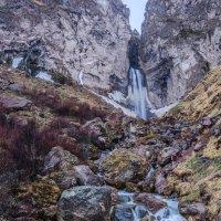 Водопад в Джилы-сы :: Иван Коваленко