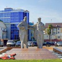 Памятник воинам-адлерцам, павшим в боях Великой Отечественной войны :: Elena Izotova