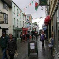 Июльская погода в Уэльсе :: Марина Домосилецкая