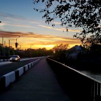 Крепостной мост :: Светлана