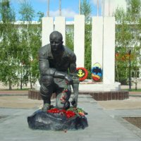 Памятник ВОИНАМ-интернационалистмм :: марина ковшова