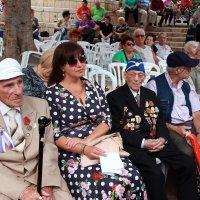Ветеран в черном костюме отметил 102 ю годовшину!Дай Бог ему до 120! :: Николай Волков