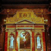 Базелика Святого Иштвана Южный Алтарь :: M Marikfoto