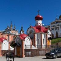 Часовня царских новомучеников :: Олег Манаенков