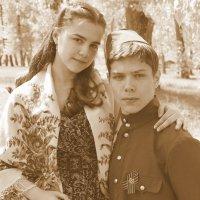 Фото-проект к празднику великой победы... :: Анна Шишалова