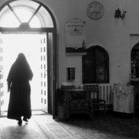 монахиня N :: Ирина Курмалеева