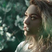 Прекрасная Ксения! :: Алла Кочкомазова