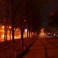 ночь :: Андрей + Ирина Степановы
