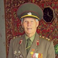 Дедушка (1918-2013) :: Tata Wolf