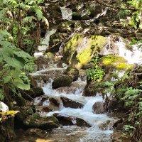 Лесной водопад :: Денис Масленников