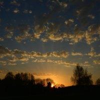 Закат на лысой горе :: Сербина Анна