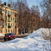 Улицы нашего городка :: Валентин Кузьмин