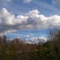 красивая облачность... :: ВладиМер