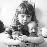 Куклы :: Ольга Лапшина