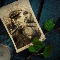 фронтовая карточка 1944г - мой дедушка :: Gala *