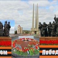 Площадь Победы - фрагменты. Витебск. :: Роланд Дубровский