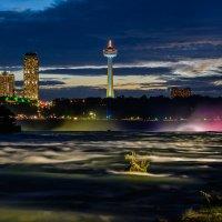 Река Ниагара :: Константин Шабалин