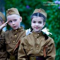 Машенька и Сергей :: Viktoria Shakula