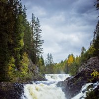 Водопад Кивач :: Маргарита Си