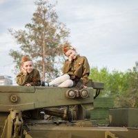 дети в военной форме на 9 мая :: Ольга Кучаева
