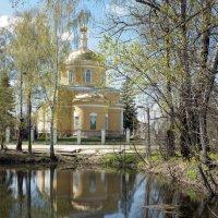 Клин, Храм Преображения в Селенском :: Вячеслав
