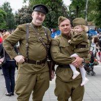 Краснодар встречае великий праздник. :: Андрей Печерский