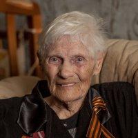 Бабушка Зоя Ветеран- Инвалид ВОВ 92года! :: Горелов Дмитрий