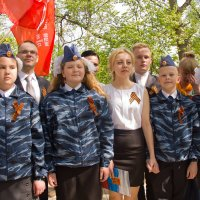Юная гвардия. :: Владимир Левый