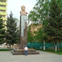 Памятник генералу Карбышеву-герою Советского Союза :: марина ковшова