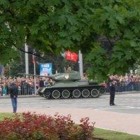 Парад Победы Донецк 9 мая 2017 :: Владимир