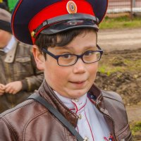 Казачонок :: Валерий Симонов