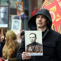 Бессмертный полк :: Михаил Бибичков