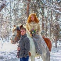 принц на коне :: ольга солнцева