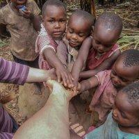 дети африканской жемчужины :: Антон