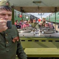 полевая ккухня :: Владимир Любавин