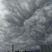 буря в небе :: Alla Swan