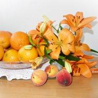 """""""Мое настроение-оранжевый цвет..."""" :: Galina Dzubina"""