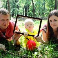 Счастливая семья :: Татьяна