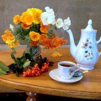 Утренний кофе. :: Валентина Богатко