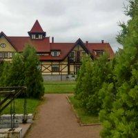 Территория базы отдыха :: Светлана