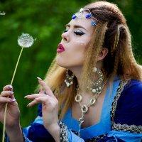Волшебная Ксю :: Viktoria Shakula