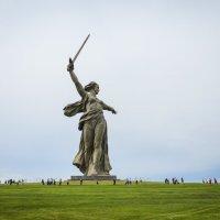 «Родина-мать зовёт!». :: Анатолий Щербак