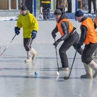 хоккей и в валенках - хоккей :: Флюра Дудина