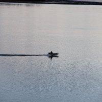 На реке... :: Ирина Горовик