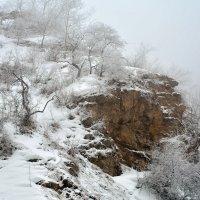 снежные узоры :: Горный турист Иван Иванов