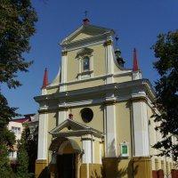 Православный  собор  в   Ивано - Франковске :: Андрей  Васильевич Коляскин