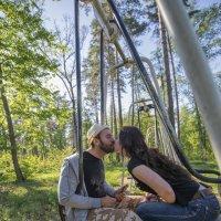 Весенний поцелуй! :: Юрий Никульников