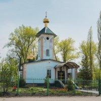 Храм в честь Крещения Господня :: Виктор Филиппов